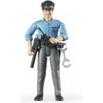 Фигурка полицейского с аксессуарами Bruder (Брудер)