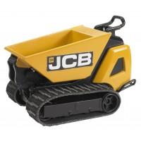 Гусеничный перевозчик сыпучих грузов JCB Dumpster HTD-5 Bruder (Брудер)