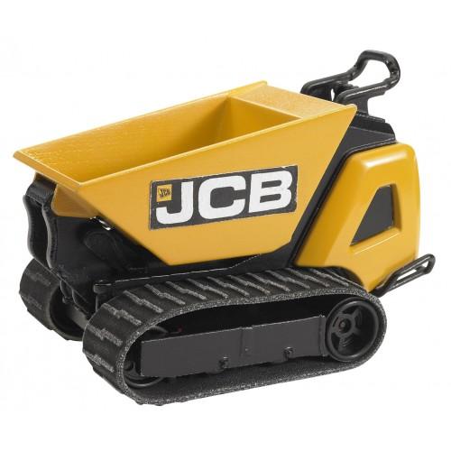Гусеничный перевозчик сыпучих грузов JCB Dumpster HTD-5 Bruder 62-005