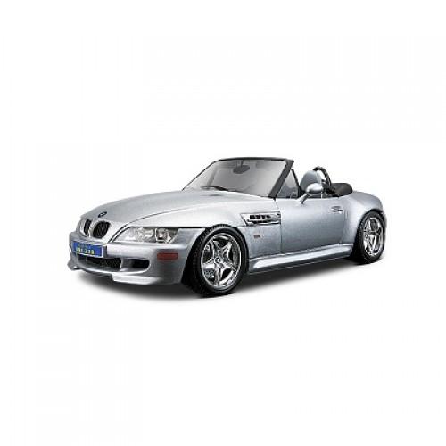 1:18 BB Машина BMW M Roadster металл. Bburago 18-12028