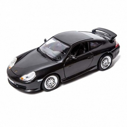 1:18 BB Машина PORSCHE GT3 STRASSE (1997) металл. Bburago 18-12040