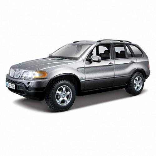 1:24 BB Машина BMW X5 металл. Bburago 18-22001