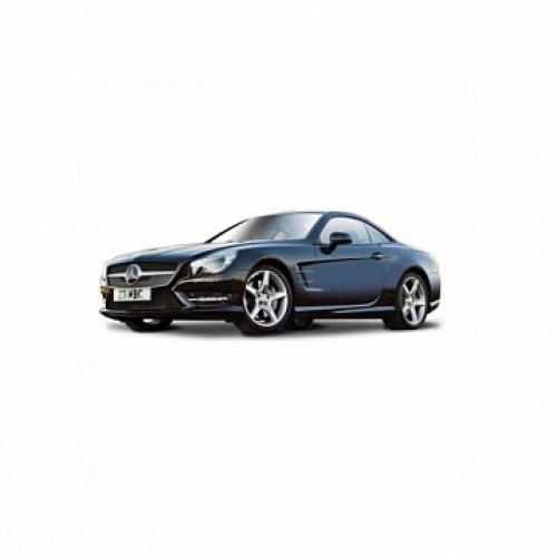 1:24 BB Машина MERCEDES-BENZ SL 500 Hardtop металл. Bburago 18-21067