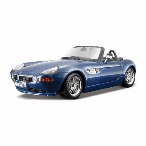 1:24 BB Машина сборка BMW Z8 (2000) металл. в закрытой упаковке Bburago 18-25020