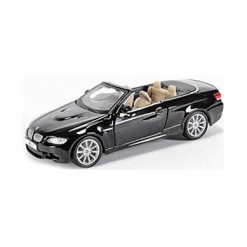 1:32 BB Машина BMW M3 CABRIOLET металл. в пластиковом диспенсере Bburago 18-42008