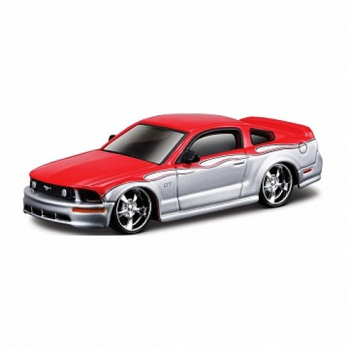 1:43 BB Машина Ford Mustang GT металл. Bburago 18-31009