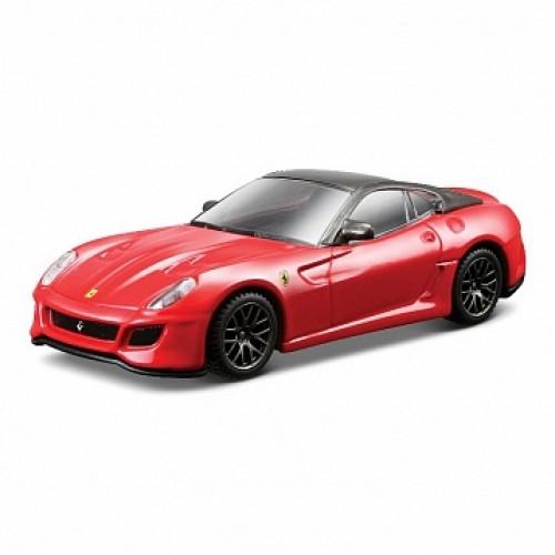 1:43 FER Машина сборка FER. 599 GTO металл. Bburago 18-35222