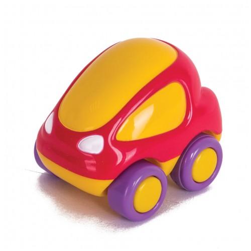 Гоночные машины мини: красная машинка Hap-p-Kid