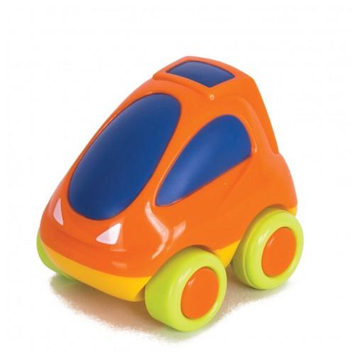 Гоночные машины мини: оранжевая машинка Hap-p-Kid