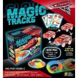 "Конструктор Гибкий трек Magic Tracks ""Тачки"" 220 деталей"