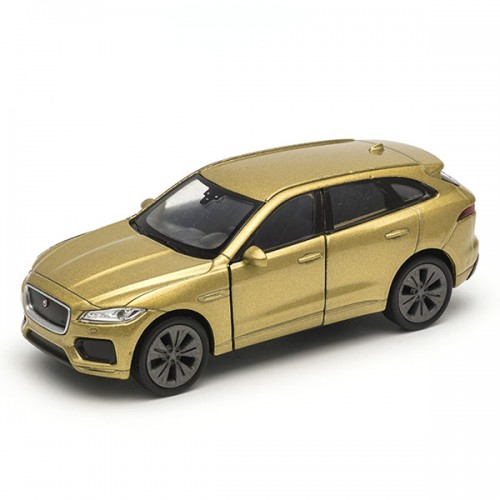 Машинка 1:34-39 Jaguar F-Pace Welly