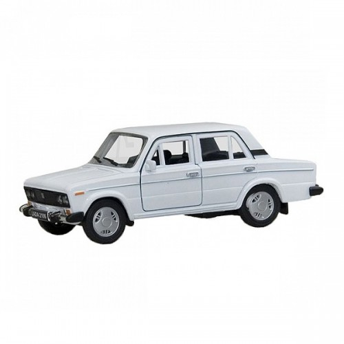 Машинка 1:34-39 LADA 2106. Welly