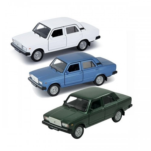 Машинка 1:34-39 LADA 2107 Welly