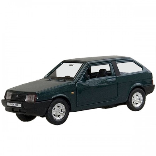 Машинка 1:34-39 LADA 2108. Welly