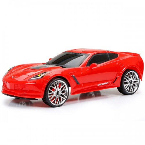 Машинка р/у Corvette Z06 (Красный) New Bright