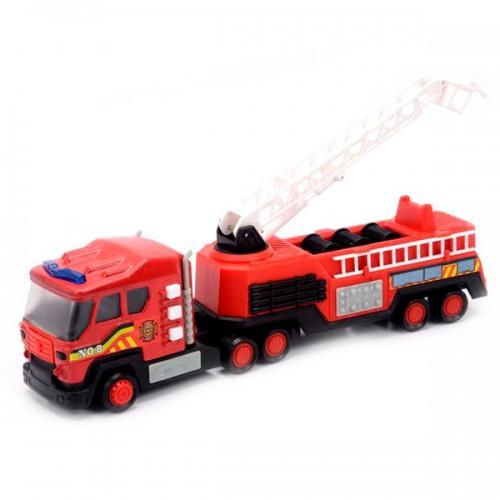 Пожарная машина со светом и звуком 28 см Soma