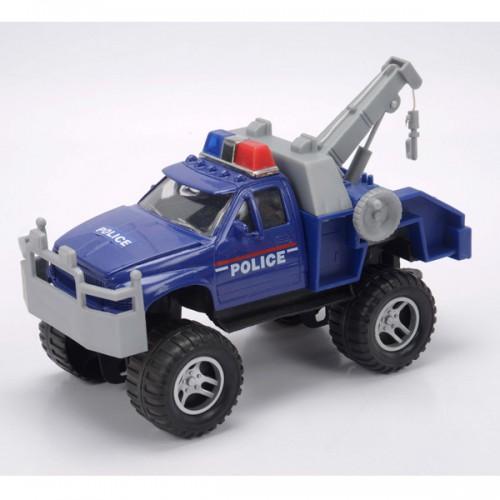 Полицейский эвакуатор 18 см. Soma