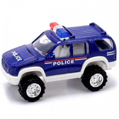 Полицейский внедорожник 18 см. Soma