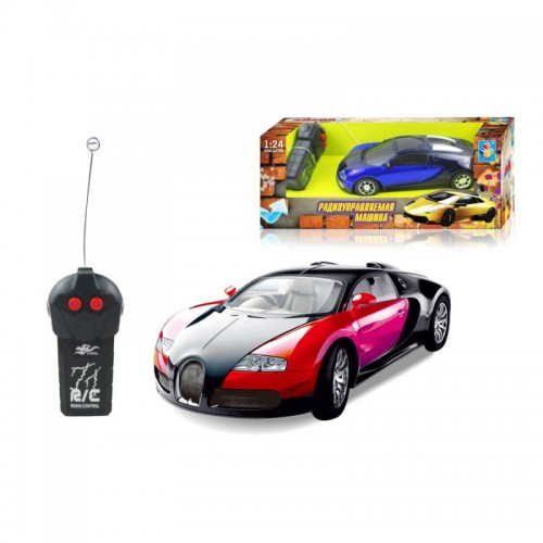 Спортавто Машина на радиоуправлении масштаб 1:24 1TOY