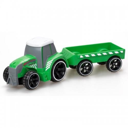 Трактор Tooko на ИК, с прицепом Silverlit
