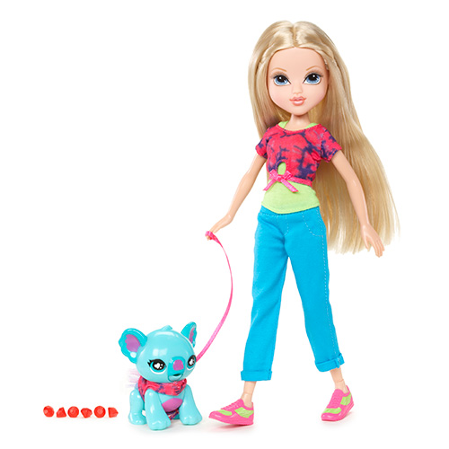 Кукла Мокси С питомцем, Эйвери+Медвежонок Moxie
