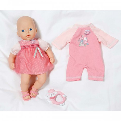 My first Baby Annabell Кукла с допол.набором одежды, 36 см, кор. Zapf Creation