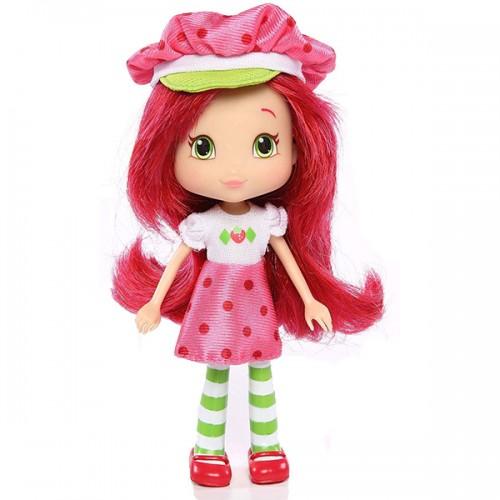 Шарлотта Земляничка Кукла Земляничка, 15 см, кор. (Strawberry Shortcake)