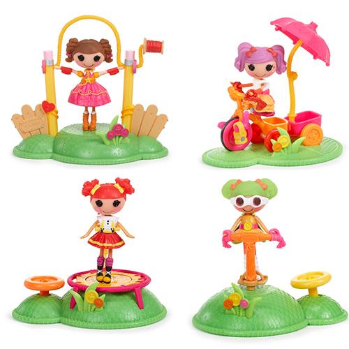 Кукла Mini Веселый спорт Лалалупси