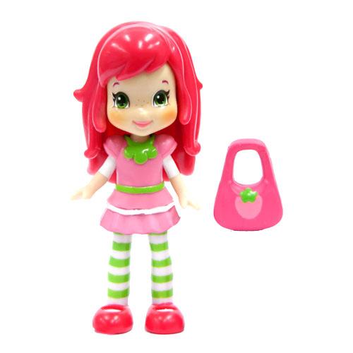 Шарлотта Земляничка Кукла 8 см, 4 асс., кор. (Strawberry Shortcake)