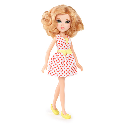 Кукла Мокси Подружка, Брайтан блондинка Moxie