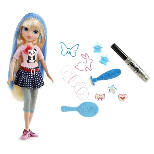 Кукла Мокси Волшебные волосы, Эйвери Moxie