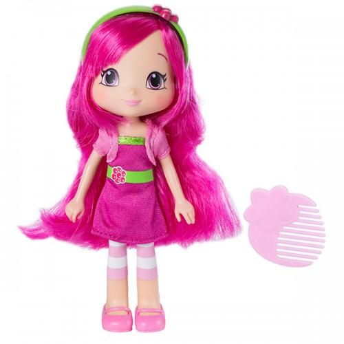Шарлотта Земляничка Кукла Малинка, 15 см, кор. (Strawberry Shortcake)
