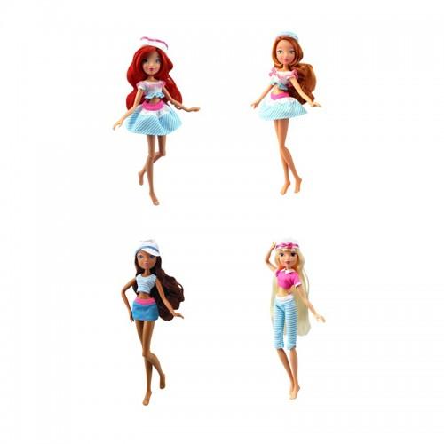 Кукла Winx Club Одиссея 4 шт в ассортименте Winx IW01791400