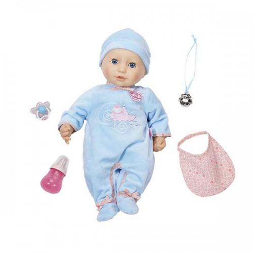 Baby Annabell Кукла-мальчик многофункциональная, 46 см Zapf Creation 794-654