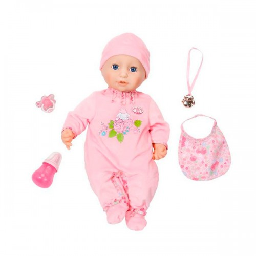 Baby Annabell Кукла многофункциональная, 43 см Zapf Creation