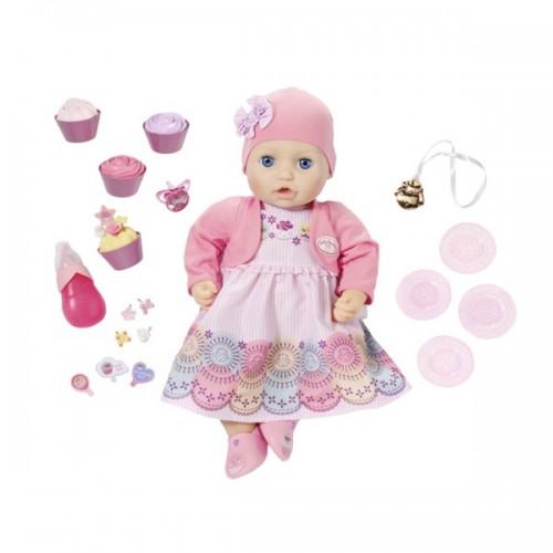 Baby Annabell Кукла многофункциональная Праздничная, 43 см Zapf Creation