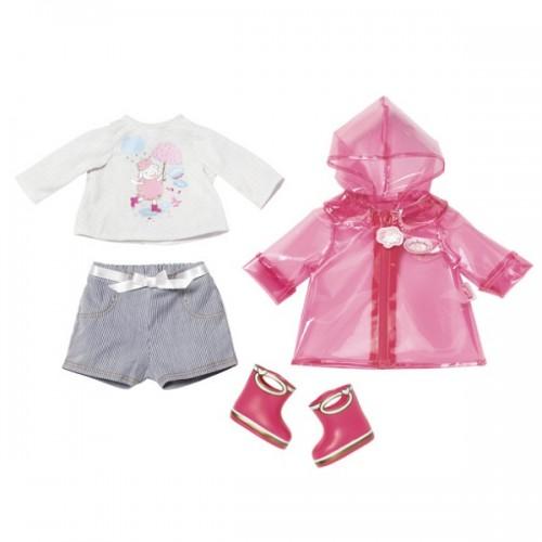 Baby Annabell Одежда для дождливой погоды Zapf Creation