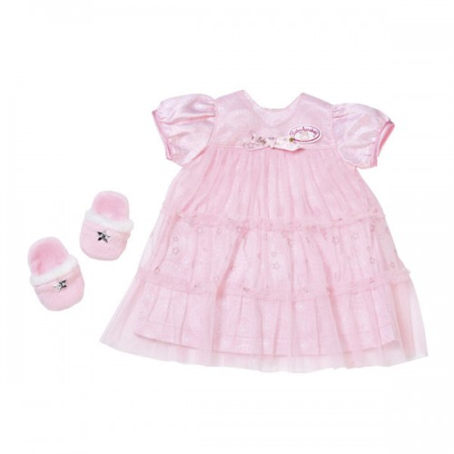 "Baby Annabell Одежда ""Спокойной ночи"" (платье и тапочки) Zapf Creation"