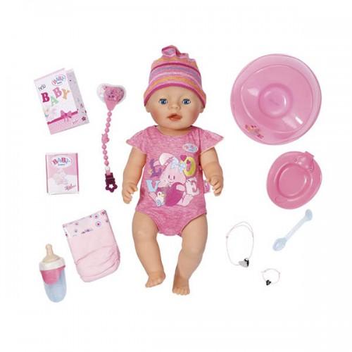 BABY born Кукла Интерактивная, 43 см Zapf Creation