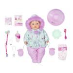 BABY born Кукла Интерактивная Зимняя, 43 см Zapf Creation