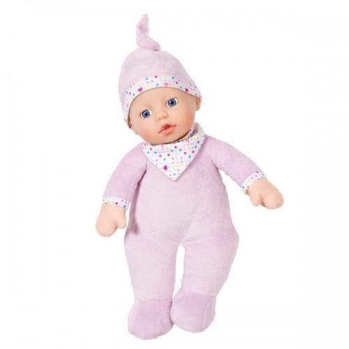 BABY born Кукла мягкая с твердой головой, 30 см Zapf Creation 823-439