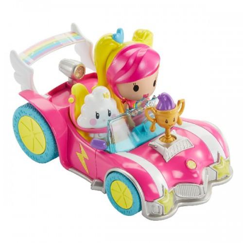Barbie (Барби) Автомобиль из серии «Barbie (Барби) и виртуальный мир»