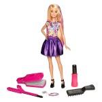 Barbie (Барби) Игровой набор «Цветные локоны»