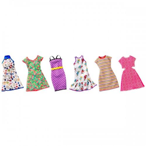 Barbie (Барби) Универсальные платья для кукол (для всех типов фигур) в ассортименте