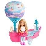 Barbie (Барби) Волшебная кроватка Челси