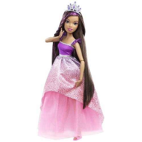 Большая кукла с длинными волосами Брюнетка Barbie Барби