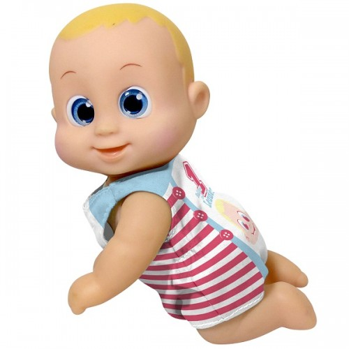Bouncin' Babies Кукла Баниэль 16 см ползущая