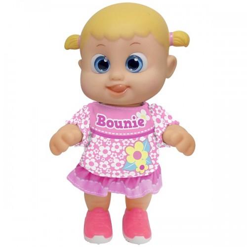 Bouncin' Babies Кукла Бони 16 см шагающая