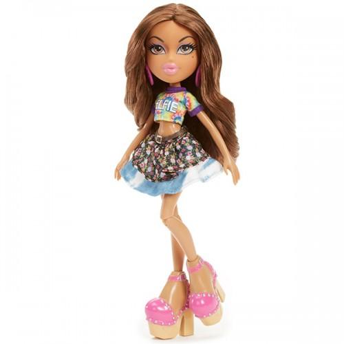 Давай знакомиться, базовая кукла Жасмин Bratz (Братц)