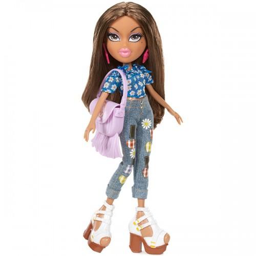 Давай знакомиться, кукла делюкс Жасмин Bratz (Братц)